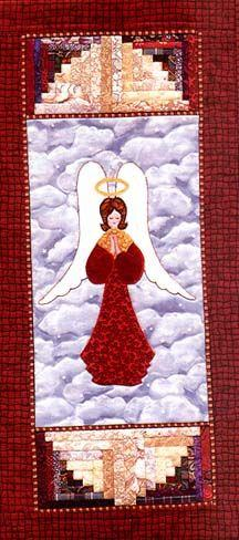 80 Angel Patterns For Applique Craftfreebies Com