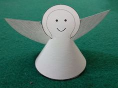 The Most Basic Paper Angel