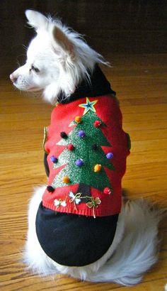 Ugly Christmas Sweater Vest