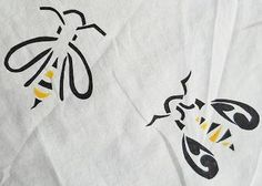 FREE Two Bee Applique