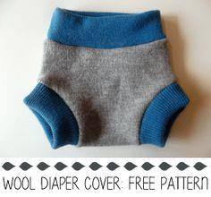 Wool Diaper Cover Pattern