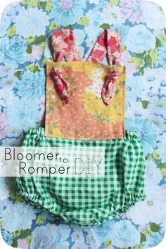 Bloomer to Romper