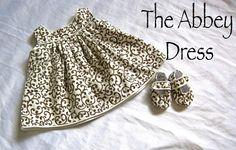 Tutorial: The Abbey Dress