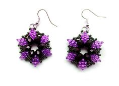 Beautiful Beaded Earrings Antonia