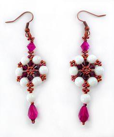 Beaded Earrings Adriana