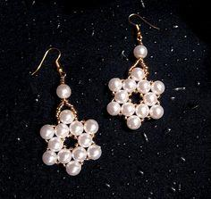 Earrings Pearl Of The Stars