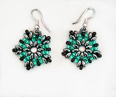 Beaded Earrings Luzana
