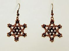 Earrings Twin Stars
