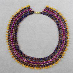 Free Pattern For Beaded Necklace Grand
