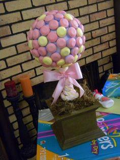 Make a Candy Tree Topiary