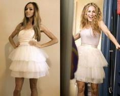 The Carrie Bradshaw Costume
