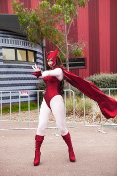 Scarlet Witch Costume Tutorial