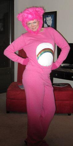 make a care bear costume