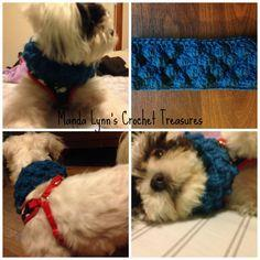 Puff Bubble Cowl 4 Pup