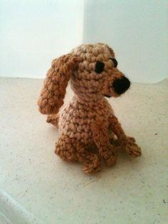 Hector The Tiny Puppy pattern