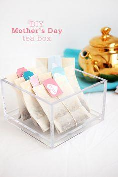 DIY Mother's Day Tea for Two