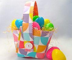 Collapsible Easter Basket