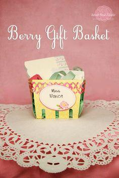 Berry Gift Basket