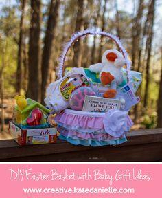 DIY Baby?s First Easter Basket