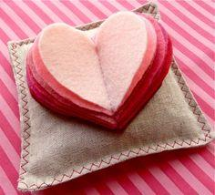 How to Make a Simple V-Day Sachet