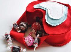 DIY: Heart Gift Bag