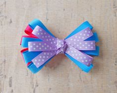 Layered Loopy Bow