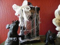 The Messy Roost: Halloween Lantern