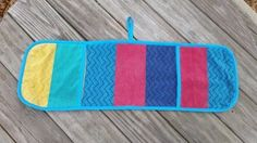 Upcycled Doggie dryer towel