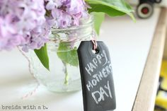 Mother?s Day Craft Tutorial