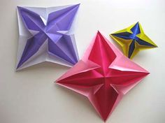 pop-up star