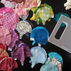 Quilt-as-You-Go Clamshells