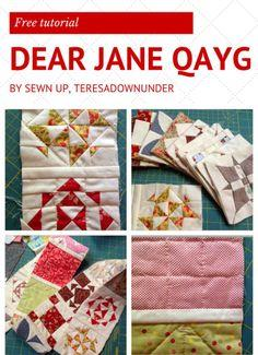 Jane A. Stickle quilt