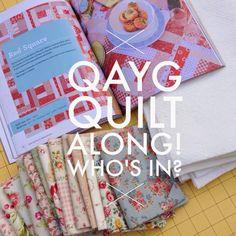 Quilt-As-You-Go Quilt Along!