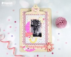 Layered Belle and Boo Scrapbook