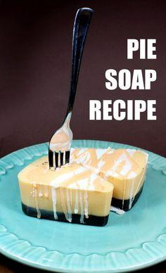 Pumpkin Spice Pie Soap Recipe