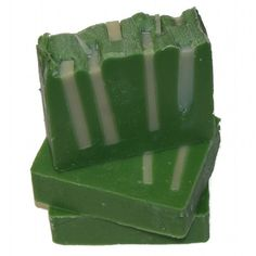 How to Make Soap with a Grass Effect or Stripes