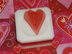 Lovely Soap for Your Valentine