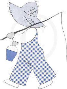 18 Sunbonnet Sue Patterns Quilt Applique