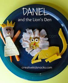 Daniel and the Lions? Den