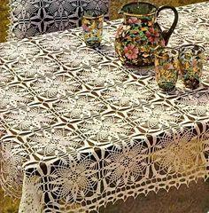 Tablecloth And Pillow Cover