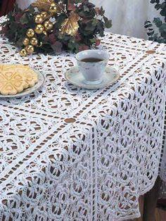 Cherry Blossoms Tablecloth