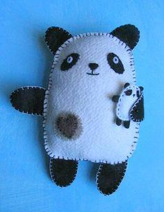 How to make a simple soft toy