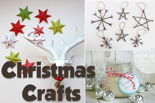 Christmas Crafts at CraftFreebies.com