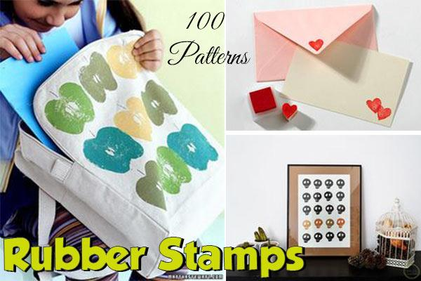Rubber Stamps at CraftFreebies.com