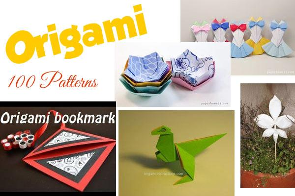 origami at CraftFreebies.com